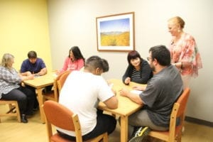Group Therapy session, offering mental health for men & women